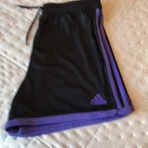 Adidas Gym shorts size medium